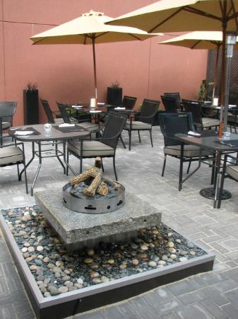 Nectar Restaurant and Wine Bar : Our Great Patio