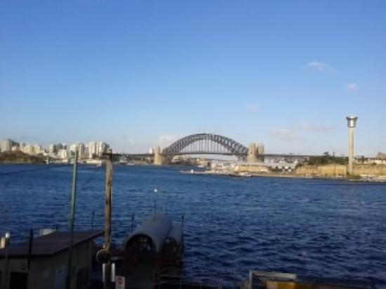 Balmain Wharf Apartments : The view!