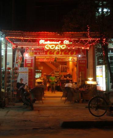 Coco Restaurant and Bar
