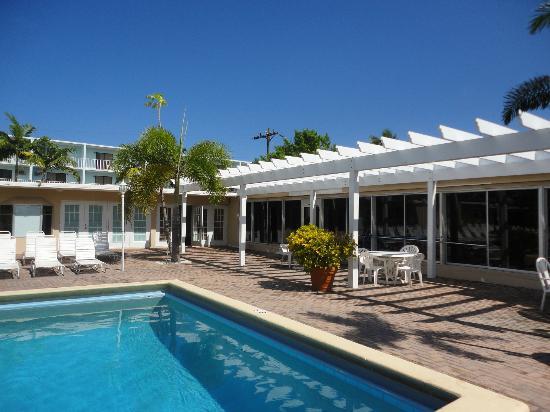 Sombrero Resort & Marina: piscina e sala da academia