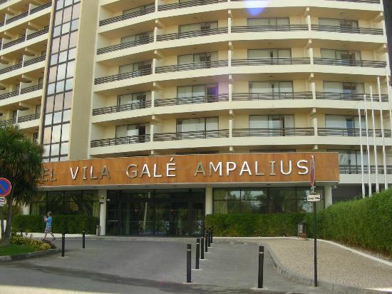 Vila Galé Ampalius: Hotel Eingangsbereich