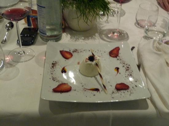 Hotel Salten: presentazione pranzo