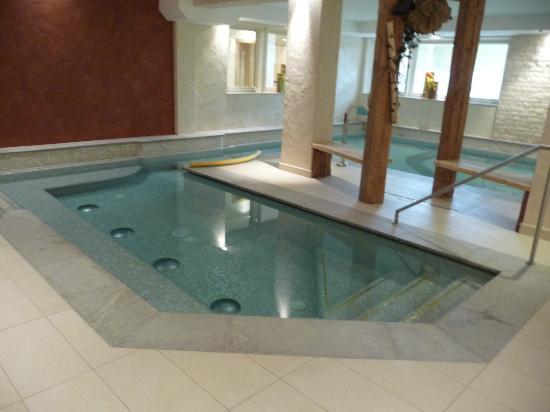 Hotel Salten: piscina
