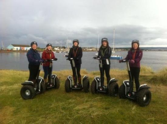 AC Gliders: At Findhorn Bay