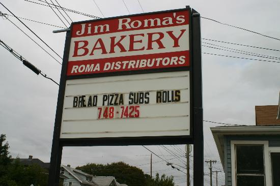 Jim Roma's Bakery