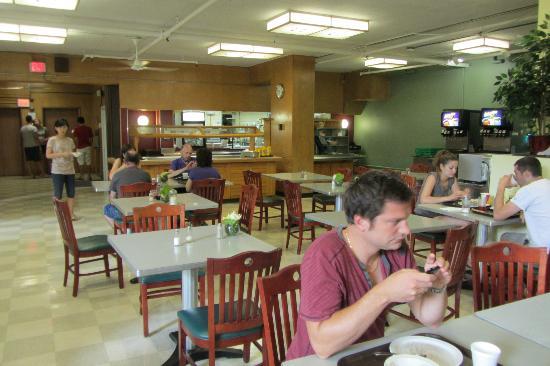 40 Berkeley: Salle du petit déjeuner