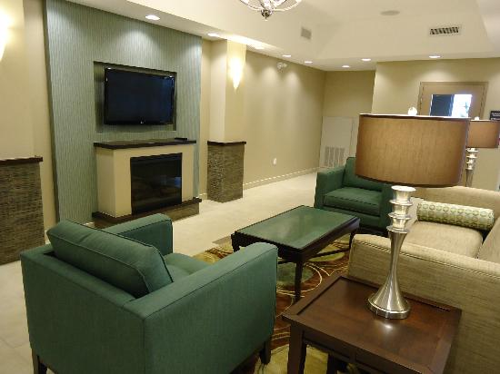 Best Western Plus Walkerton Hotel & Conference Centre: Lobby