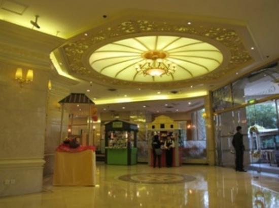 جراندفيو هوتل ماكاو: Hotel Lobby 