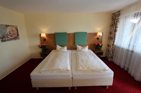 Hotel Hochfirst: Doppelzimmer im Gartenflügel