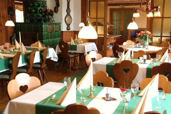 Hotel Hochfirst: Historische Gaststube
