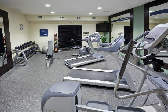 Hampton Inn Detroit / Utica - Shelby Township : Fitness Room