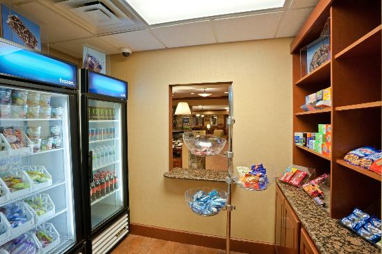 Hampton Inn Detroit / Utica - Shelby Township: Suite Shop