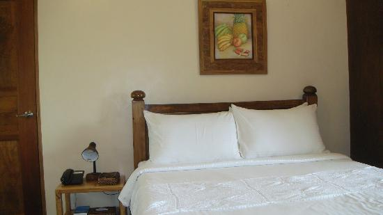 Amarela Resort : our rooms with very very soft pillows