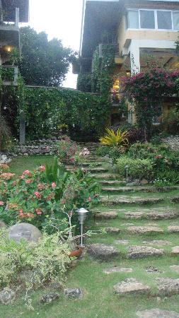 Amarela Resort: their beautiful stairs