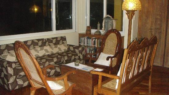 أماريلا ريزورت: Living Area on the 2nd floor 