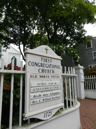 First Congregational Church : Welcome...