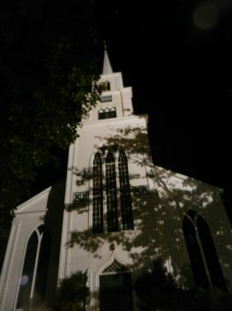 First Congregational Church : Shadows of the Past and Present