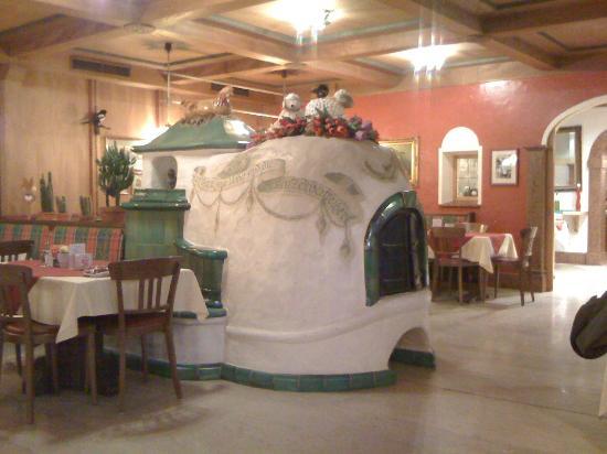 Hotel Gasthof Kamml: Wnętrze restauracji
