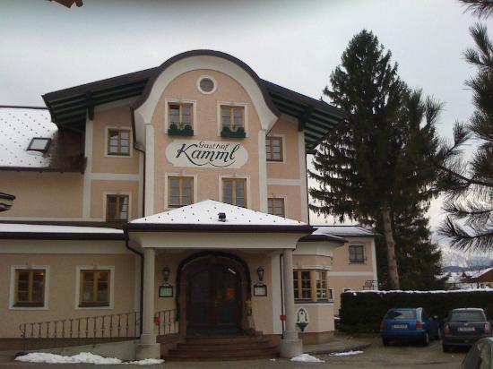 Hotel Gasthof Kamml : Pensjonat