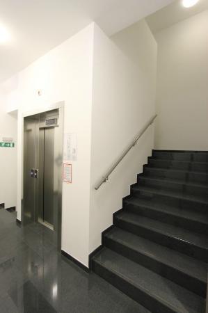 Hotel Meksiko: Lift Hall