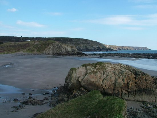 Kennack Sands Beaches