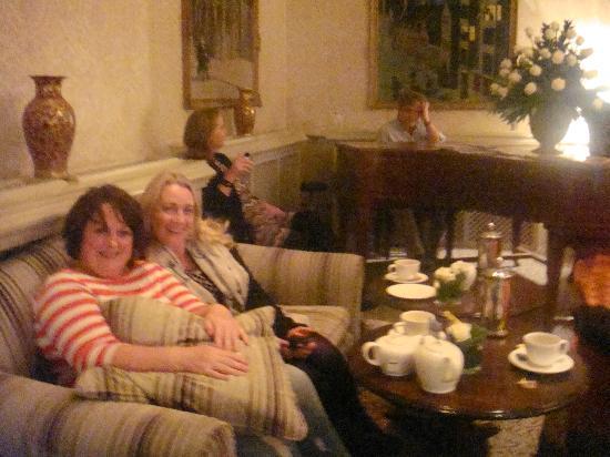 Macdonald Randolph Hotel: Lounge