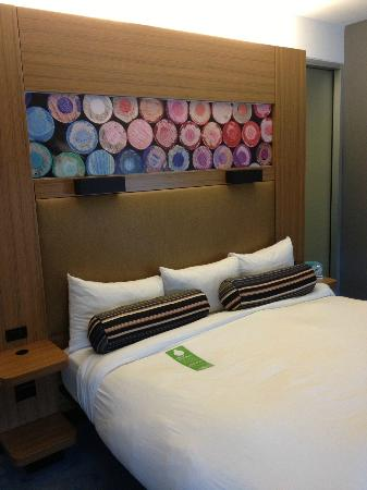 aloft Austin at the Domain: Good beds