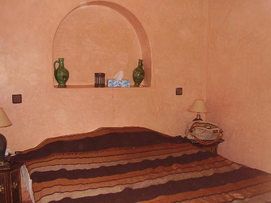 Riad Picolina: chambre
