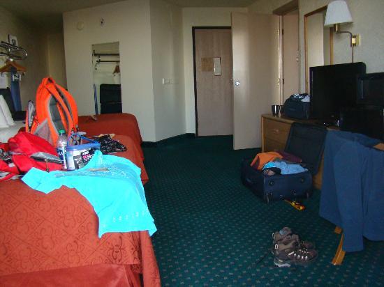 Quality Inn at Lake Powell: Großes Zimmer