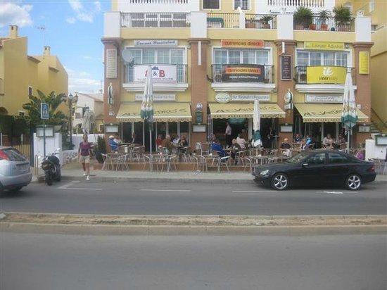 La Zenia, Spain: Alejandro's Restaurant Centro Zenia