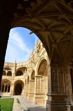 Biara Jeronimos (Mosteiro dos Jeronimos): Detail is just amazing