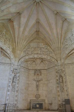 Biara Jeronimos (Mosteiro dos Jeronimos): Again detail is so beautiful.