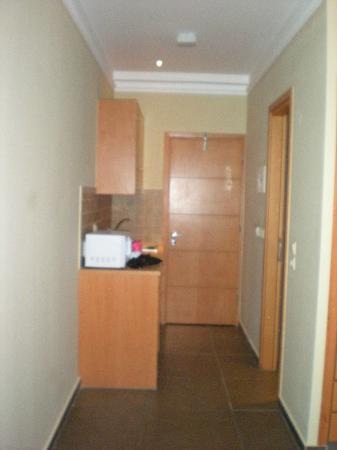 Argiri Hotel: ingresso