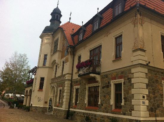 Wellness & Spa Hotel Augustiniansky dum: exterior