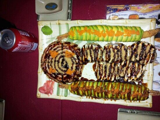 Kintaro Sushi & Chinese Cuisine lsla Verde: Lo mejor de lo mejor!