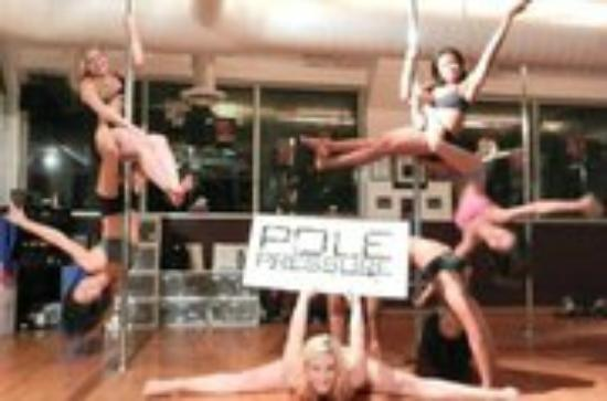 Pole Pressure : Fun In The Studio