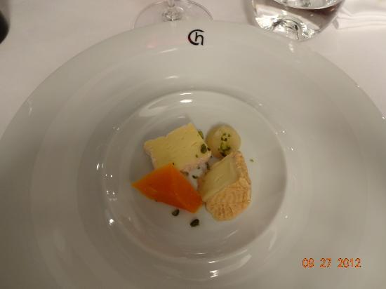 "Chagall""s Club Restaurant: 10"