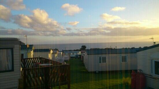 Reighton Sands Holiday Park - Haven: The view