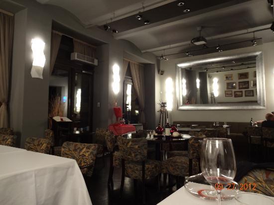 "Chagall""s Club Restaurant: 18"