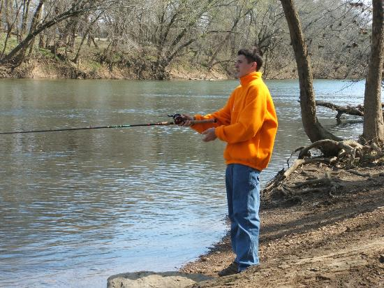 Fishing In The Duck River