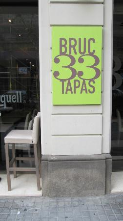 Bruc33Tapas: Easily find