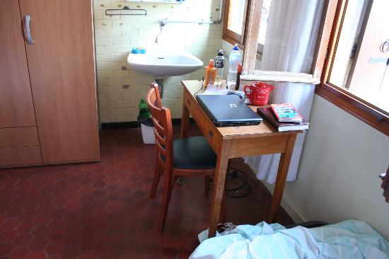 Domus Civica: Habitación doble / baño compartido