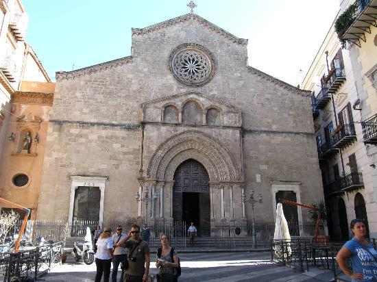 Hotel Columbia Palermo: San Francesco