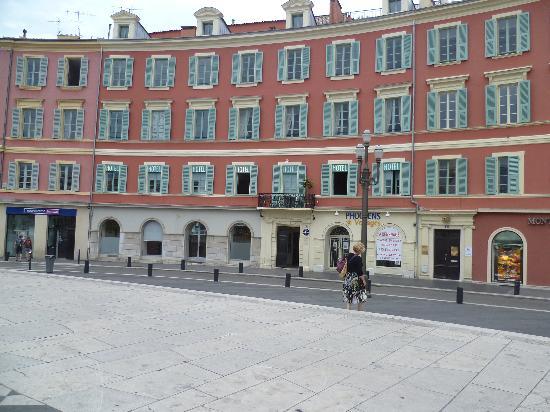 Hotel de la Mer: Hotel De Lan Mer - so central