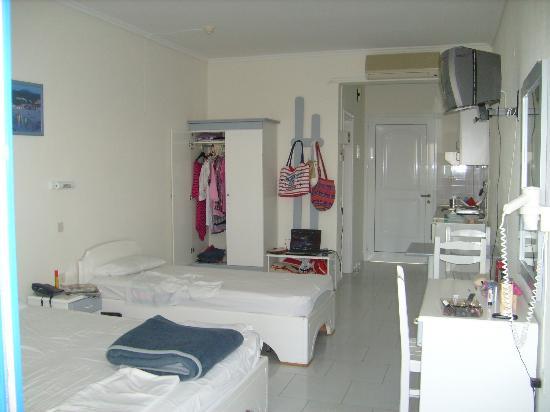 Xenios Port Marina: Our studio