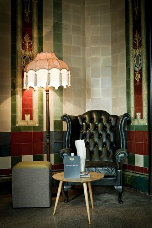 The Rose Villa Tavern: Our beautiful tile work