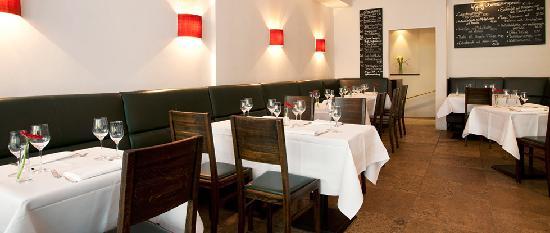 L & I: L&I Bar Restaurant München Innenansicht2