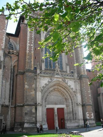 Cathédrale Saint-Étienne : Une autre vue