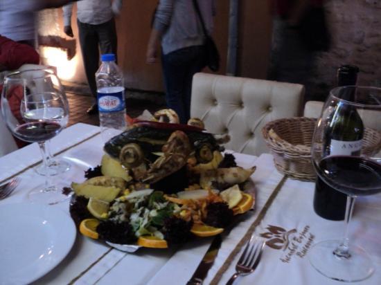 Istanbul Enjoyer Cafe & Restaurant : Enjoyer Restaurante