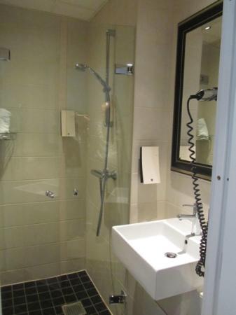 First Hotel Mayfair: baño